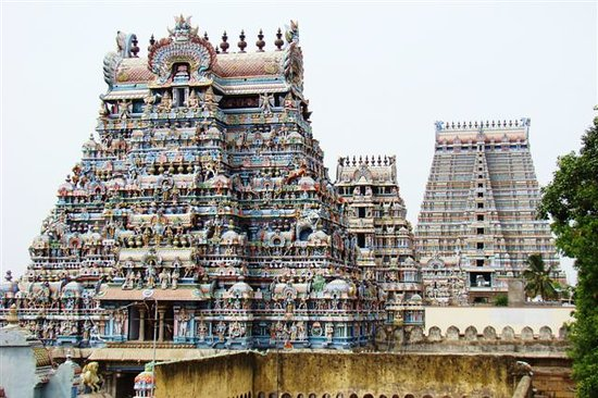 Sri Ranganathaswamy Temple - Top 10 Temples to Visit in Tiruchirappalli